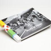 ALLEZ LE TOUR! - Das Buch - Hardcover