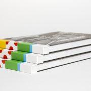ALLEZ LE TOUR! - Das Buch - Buchrücken 3