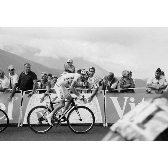Le Tour de France - MAILLOT BLANC