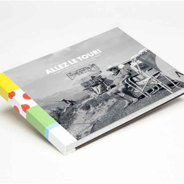 Buch Allez le Tour 2018